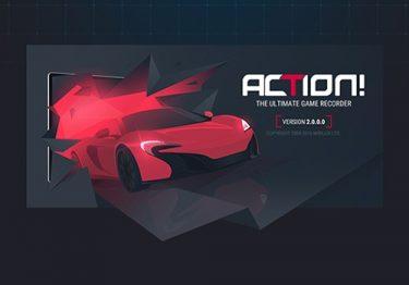 Mirillis Action! 3.9.4 mới nhất – Quay video màn hình Game tốt nhất