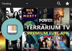 Terrarium TV Premium v1.9.10 APK – Xem phim HD Online trực tuyến