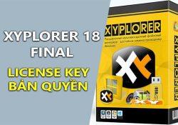 XYplorer 18.50.0200 mới nhất + Key bản quyền – Quản lý file PRO