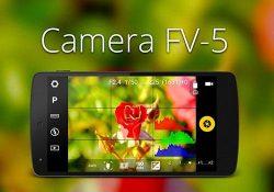 Camera FV-5 Pro v3.32 APK Full – Chụp ảnh Android chuyên nghiệp