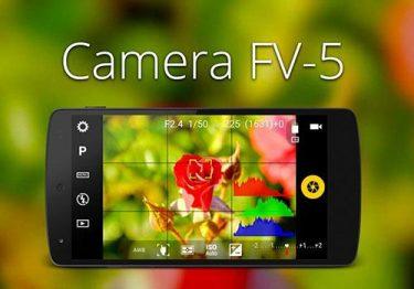 Camera FV-5 Pro v3.31.4 APK Full – Chụp ảnh Android chuyên nghiệp