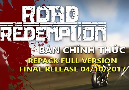 Road Redemption, Road Rash 2017