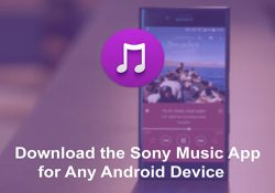 Sony XPERIA Music (Walkman) v9.3.11.A.1.0 Mod APK