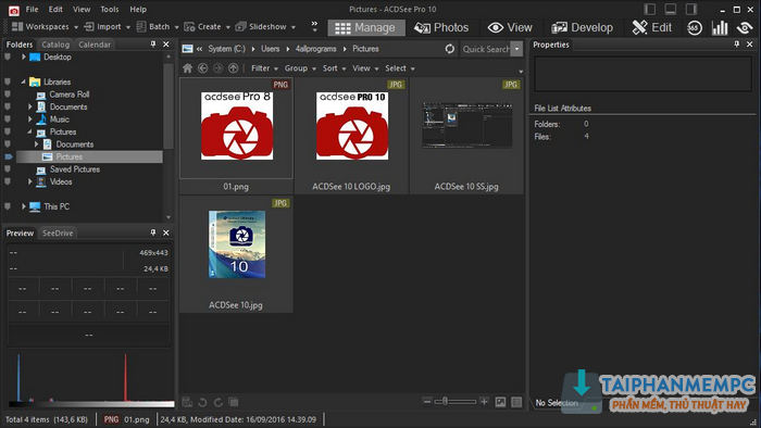 Download ACDSee Pro 10