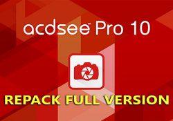 ACDSee Pro 10.4 Build 686 bản quyền mới nhất kích hoạt tự động