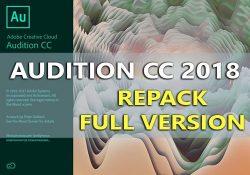 Tải Adobe Audition CC 2018 11.1.1.3 F.U.L.L mới nhất cài đặt tự động