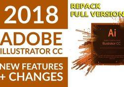 Tải về Adobe Illustrator CC 2018 22.0.0.244 mới nhất bản quyền mãi mãi