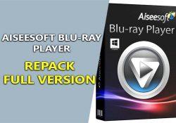 Aiseesoft Blu-ray Player 6.6.18 bản quyền – Chơi đĩa Blu-ray tốt nhất