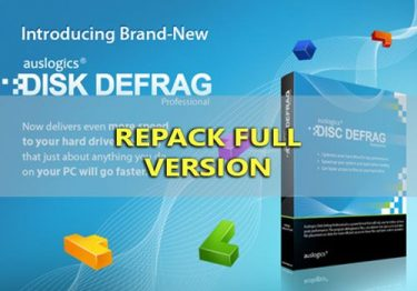AusLogics Disk Defrag Pro 4.9.3 F.U.L.L Final – Chống phân mảnh HDD