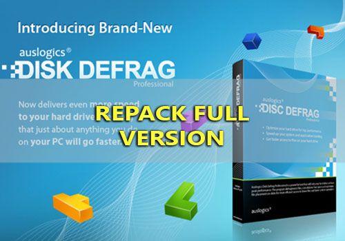 AusLogics Disk Defrag Pro 4