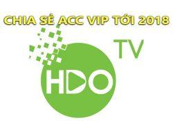 Chia sẻ tài khoản HDONLINE Vip xem phim chất lượng HD