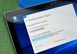 Mẹo đăng ký Insider để nhận bản cập nhật mới nhất Windows 10 qua OTA