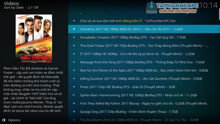 Download KODI 17