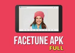 Facetune v1.1.4 APK Full – Ứng dụng chỉnh sửa ảnh đẹp trên Android