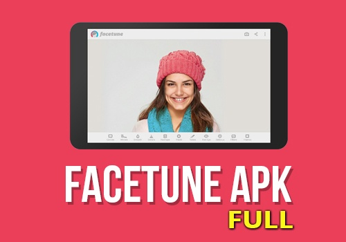 Download Facetune v1.1.4 APK Full