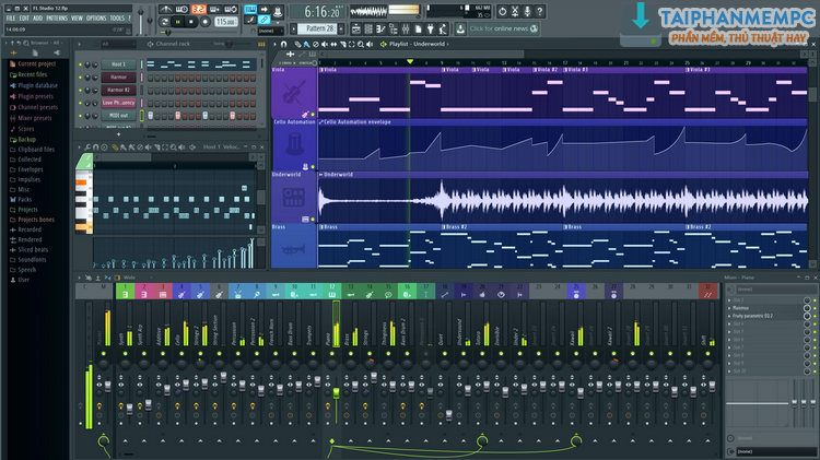 fl studio 12 producer edition 1