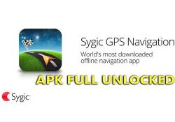 GPS Navigation & Maps Sygic v17.3.0 APK Full Unlocked