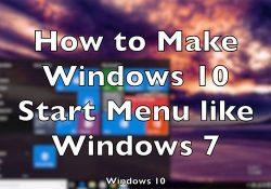 Cách mang nút Start Menu truyền thống trở lại Windows 10, 8.1 đơn giản