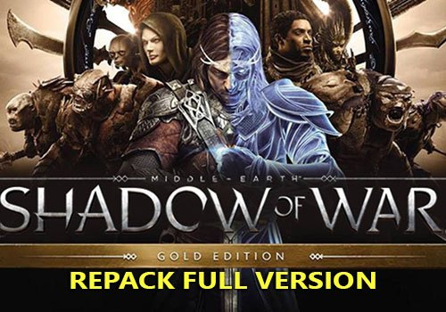 Download Shadow of War Gold Edition
