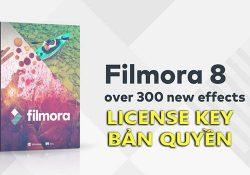 Wondershare Filmora 8.7.3.1 mới nhất F.U.L.L  + Complete Effect Packs