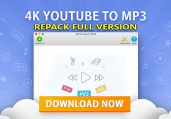 4K YouTube to MP3 v3.3.10.1914 F.U.L.L – Tải nhạc MP3 từ Youtube