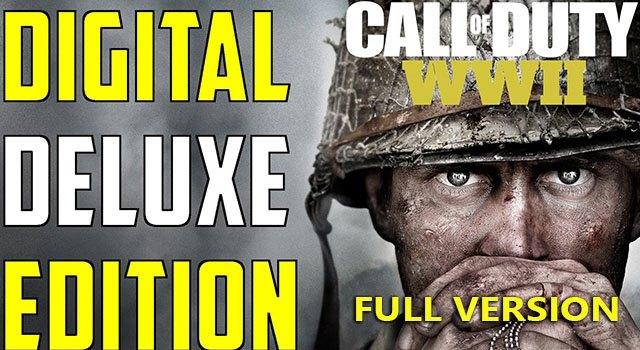 Call of Duty:WWII - Digital Deluxe Edition