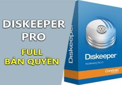 Diskeeper 18 Pro v20.0.1286.0 F.U.L.L mới nhất – Chống phân mảnh HDD