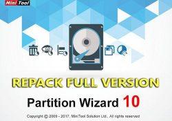 MiniTool Partition Wizard Technician 10.2.2 F.U.L.L bản quyền mới nhất