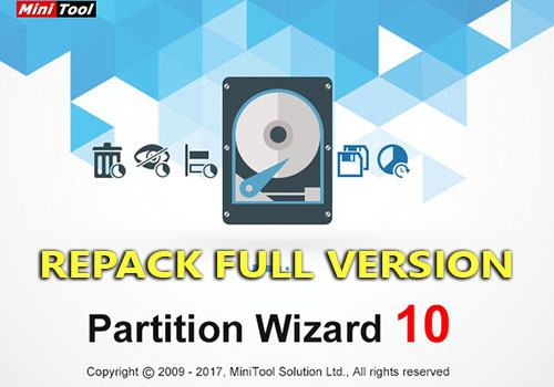 MiniTool Partition Wizard Technician 10