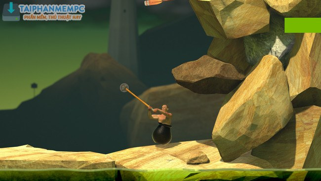 Getting Over It with Bennett Foddy 1