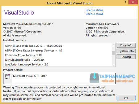 visual studio 2017 enterprise 2