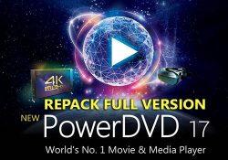 CyberLink PowerDVD Ultra 18.0.2305.62 bản quyền F.U.L.L mới nhất