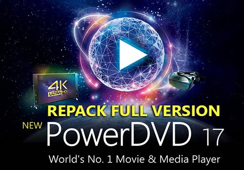 Download CyberLink PowerDVD Ultra 17