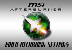 MSI Afterburner 4.5.0 Final – Hiển thị thông số CPU, GPU khi test game