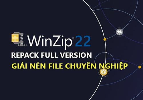 Download WinZip Pro 22