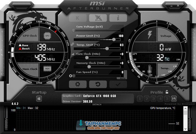 msi afterburner 1