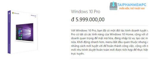 phan biet windows 10 pro va home 1