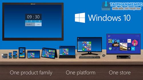 phan biet windows 10 pro va home 5