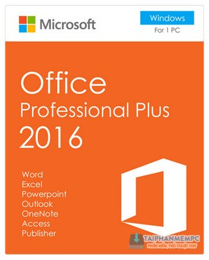 key office 2016 pro plus