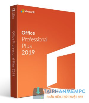key office 2019 pro plus