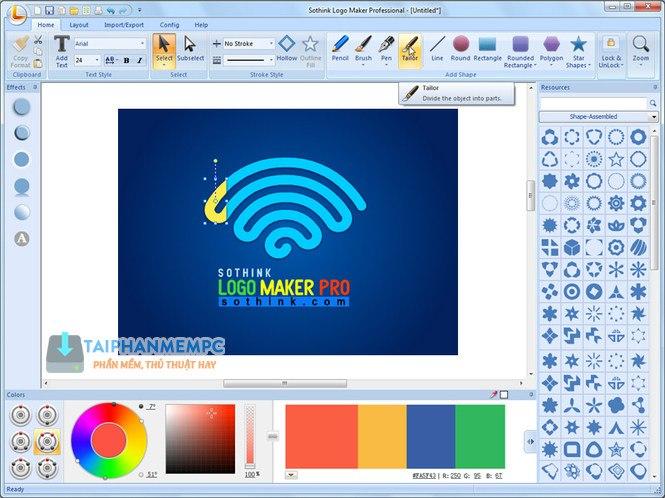 Sothink Logo Maker Pro 1