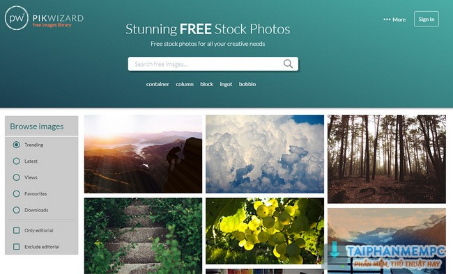 web cung cap stock photos hd mien phi thay the shutterstock 2