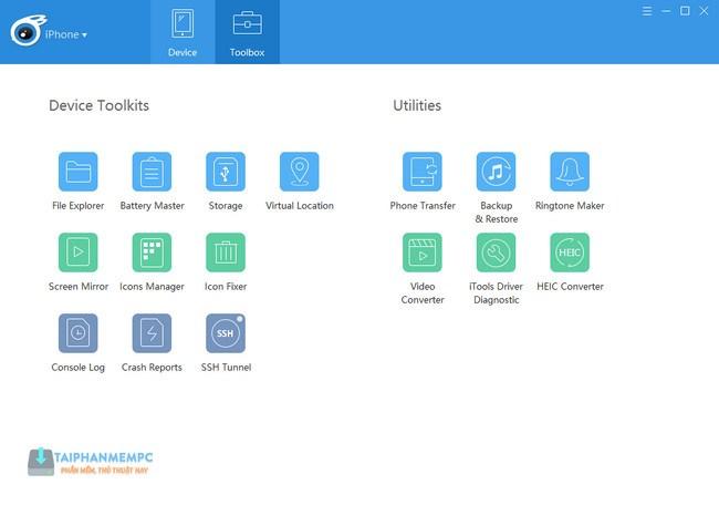 Download iTools 2