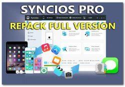 SynciOS Pro 6.3.0 F.U.L.L bản quyền miễn phí – Quản lý tập tin trên iOS