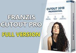 Franzis CutOut PRO 6.1.0.1 2018 F.U.L.L – Tách hình ảnh chuyên nghiệp