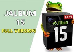 jAlbum 15.2 F.U.L.L bản quyền – Tạo Album ảnh cho Website mạnh mẽ