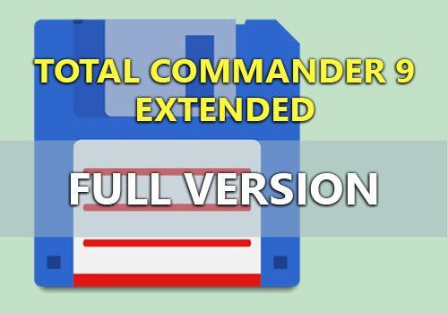 Total Commander 9
