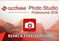 ACDSee Photo Studio Pro 2018 11.2.888 F.U.L.L mới nhất bản quyền Free