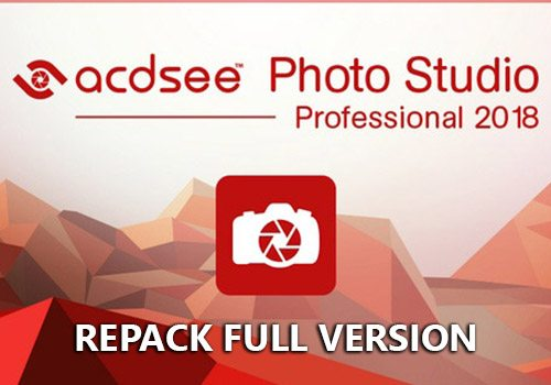 ACDSee Photo Studio Pro 2018