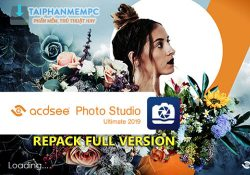 ACDSee Photo Studio Ultimate 2019 12.1.1 Build 1668 F.U.L.L mới nhất